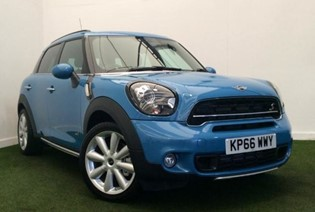 Cooper S ALL4 Countryman -  £18,993