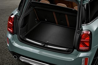Rear Luggage compartment mat