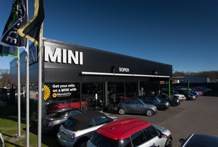 Vacancy - MINI Sales Executive