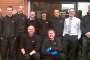 Meet the Bodyshop Team
