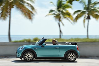MEET THE NEW MINI CONVERTIBLE