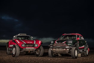 MINI Motorsport presents the X-raid Team Rally Dakar