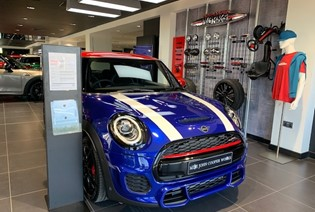 Save £2,987.94 on this MINI 3dr John Cooper Works