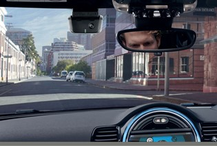 THE NEW MINI ADVANCED CAR EYE 2.0.