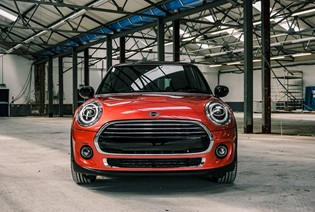 OUR LIMITED EDITION MINI 3-DOOR HATCH COOPER EXCLUSIVE IN INDIAN SUMMER RED HAS ARRIVED!