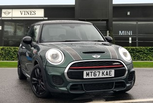 MINI John Cooper Works 3-Door Hatch - MT67KAE