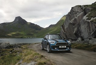 MINI APPROVED TYRES.