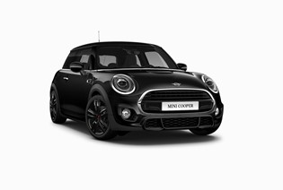 MINI Cooper Sport 3 door Hatch Black Edition