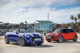 The New MINI Hatch and Convertible