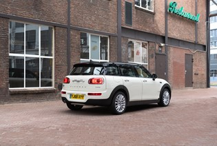 MINI CLUBMAN NOW AVAILABLE WITH 0% APR.