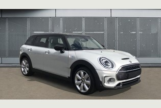 MINI Clubman S Exclusive 3.9% APR Available.