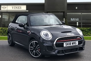MINI John Cooper Works Convertible - SK18WRG